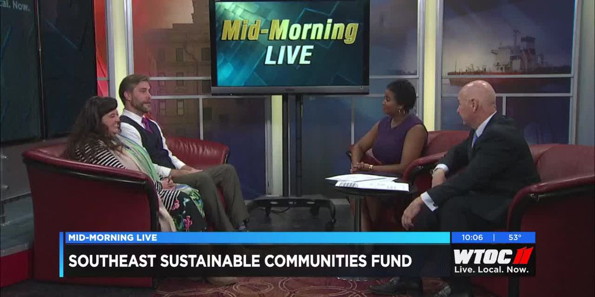 Savannah receives grants though the Southeast Sustainable Communities Fund for new trees
