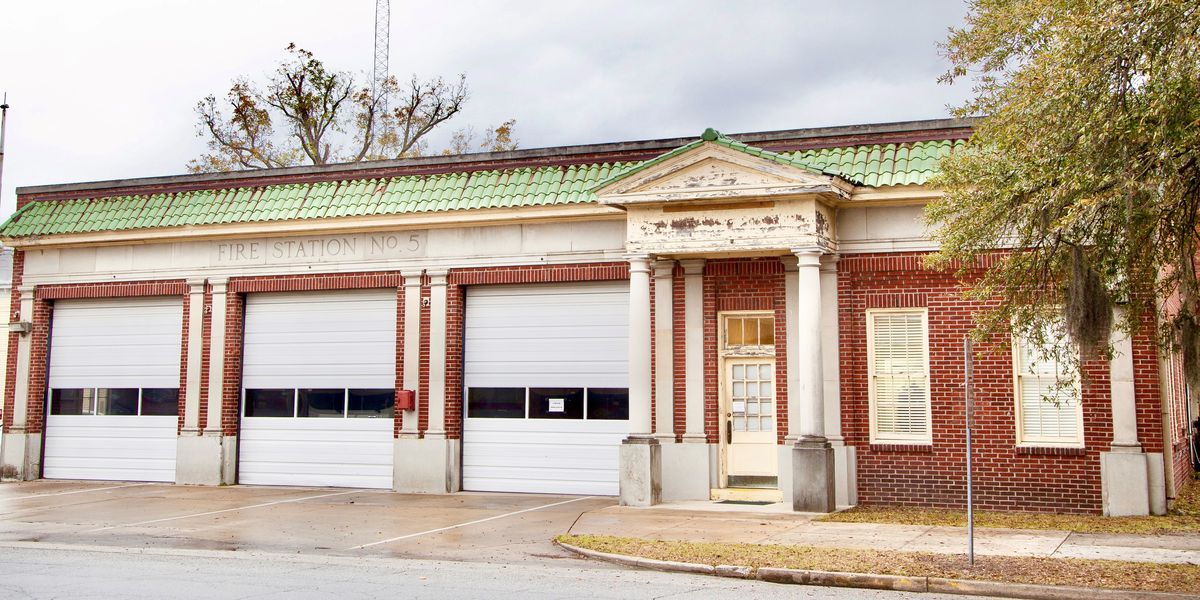 Historic Savannah fire station sold to development company