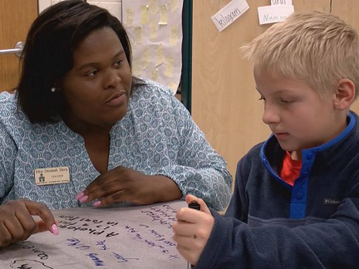 Top Teacher: Deonnah Davis, Southwest Elementary School