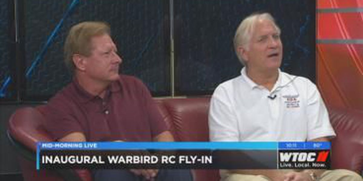 Inaugural Warbird RC Fly-In