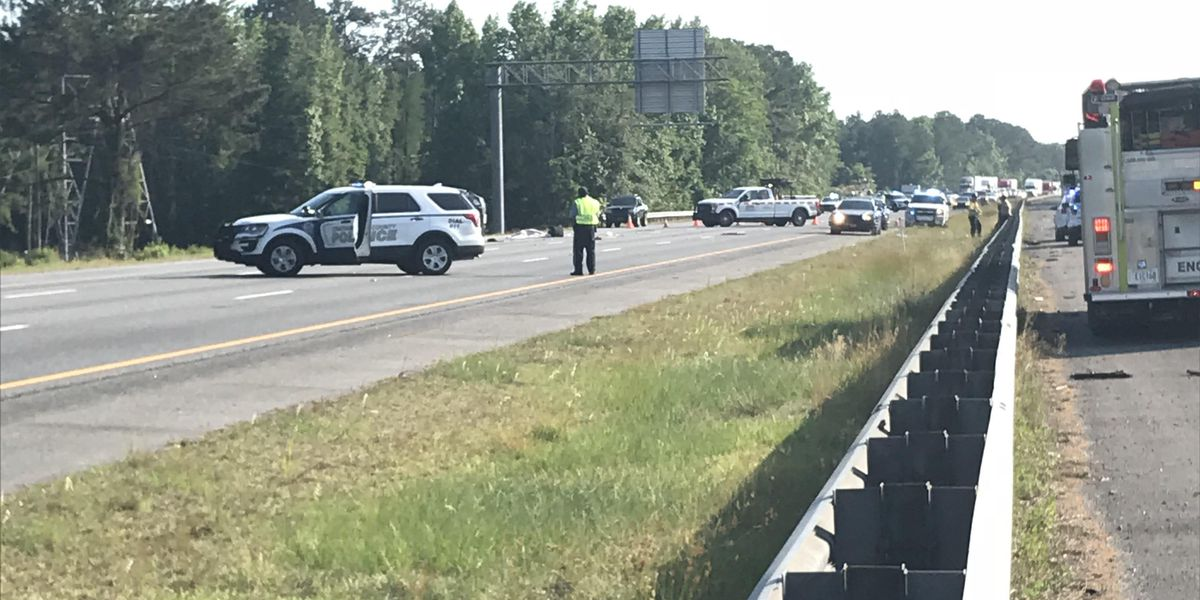 I-95 N.B. near exit 94 open after fatal crash