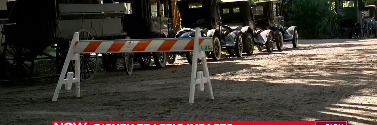 Road closures on the way as Disney continues filming in downtown Savannah