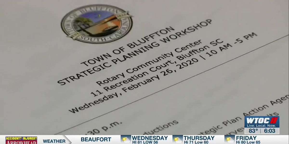 Beaufort Co. law enforcement implementing Governor's orders