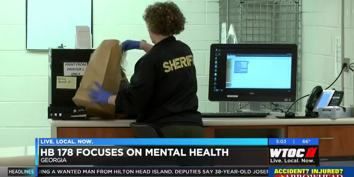 Local, state leaders pushing for mental health treatment improvements in legislation