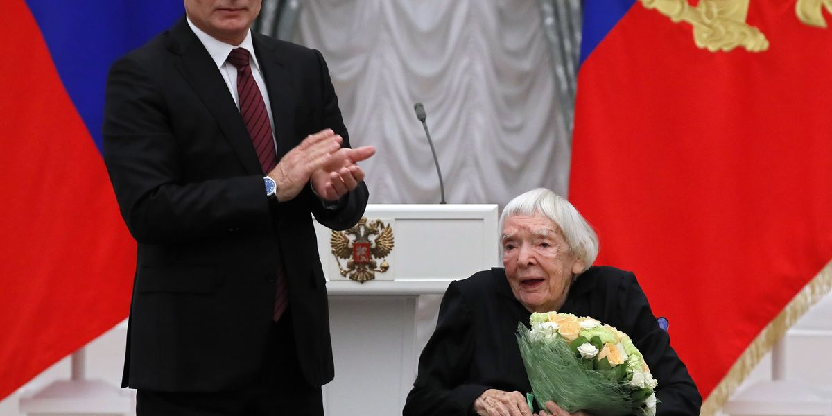 Russia's most famous human rights activist dies at 91