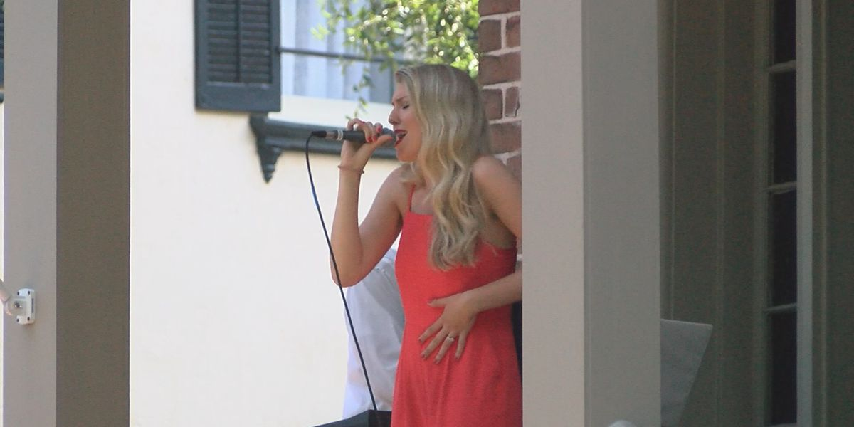 American Traditions Vocal Competition brings music to Calhoun Square