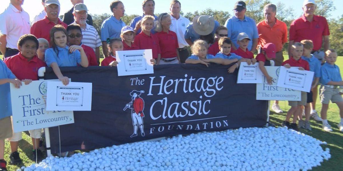Good News: Heritage Classic Foundation donation