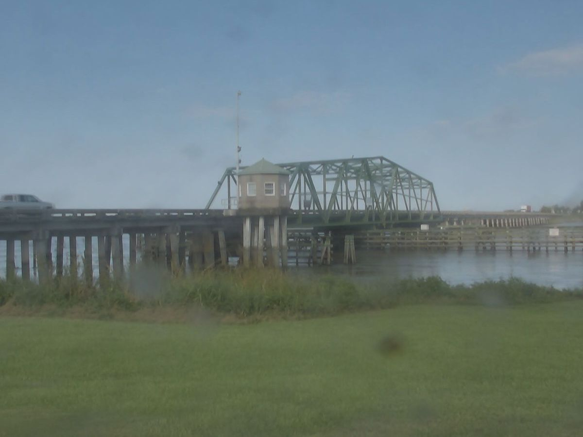 Houlihan Bridge in Port Wentworth reopens after mechanical failure
