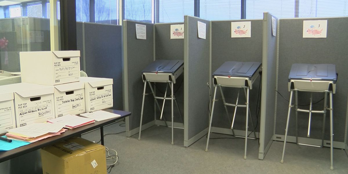 Georgia House approves new electronic voting machines
