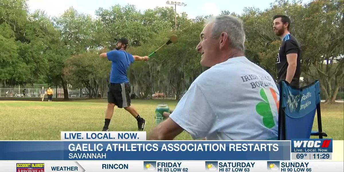 Savannah Gaelic Athletics Association restarting as the City begins to reopen