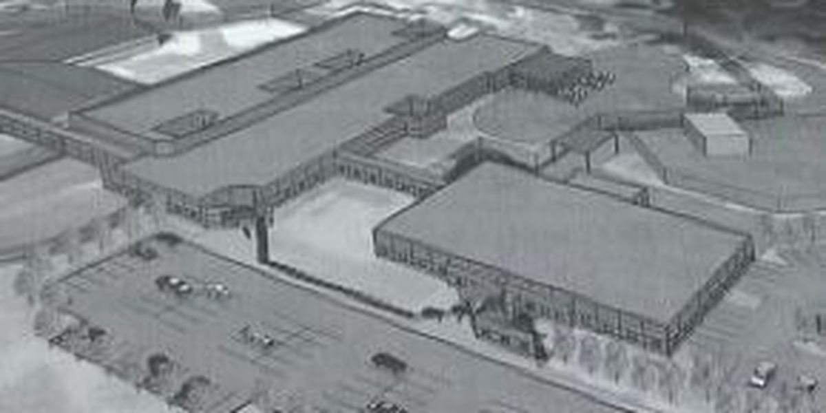 Effingham County to start a $16 million project for new jail on Tuesday