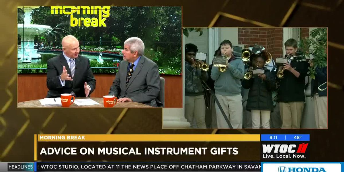 Advice on musical instruments as holiday gifts
