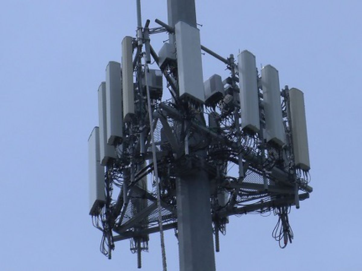 Communication systems back to normal in Liberty County