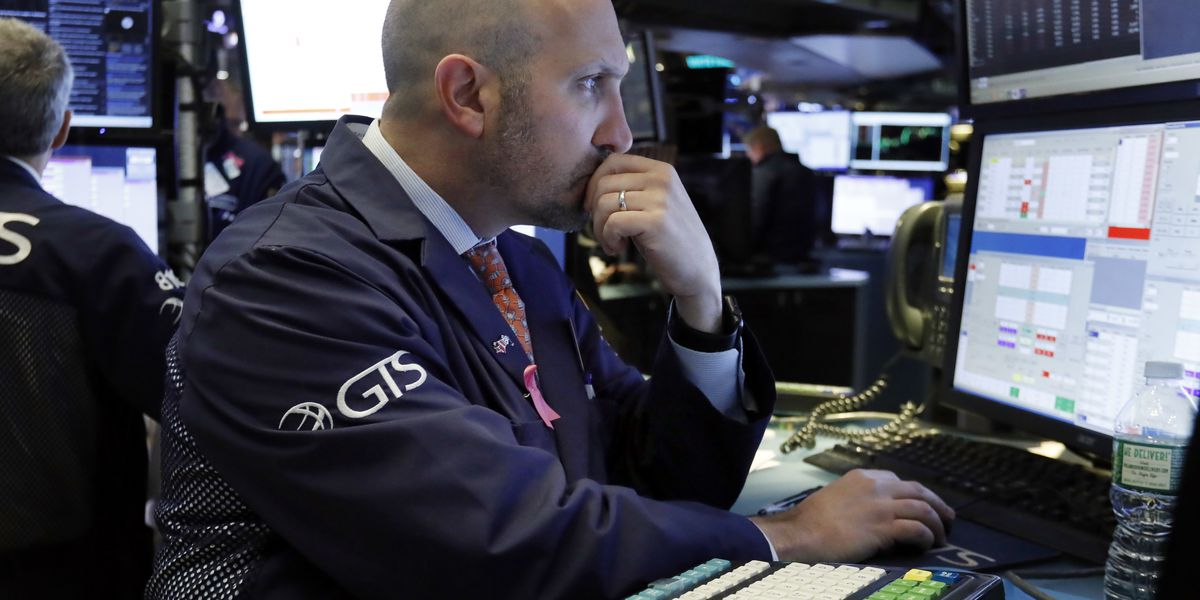 Tech stock take US indexes lower; oil prices sink again