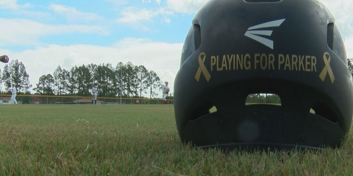 """Playing for Parker"" tournament hoping to strike out childhood cancer"