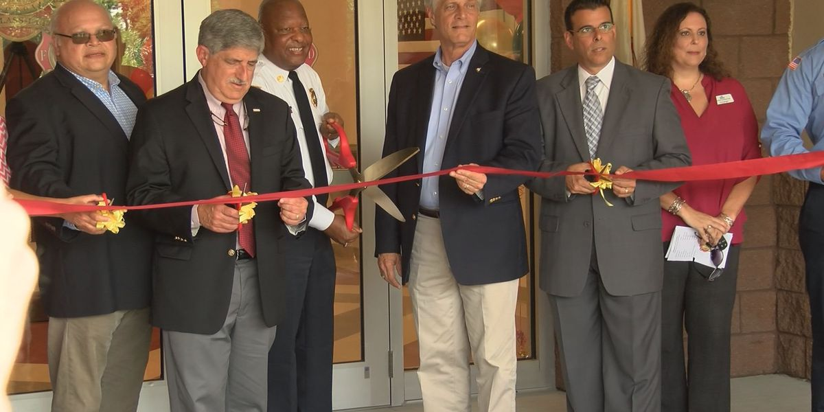 Savannah Fire & Emergency Services opens new training center