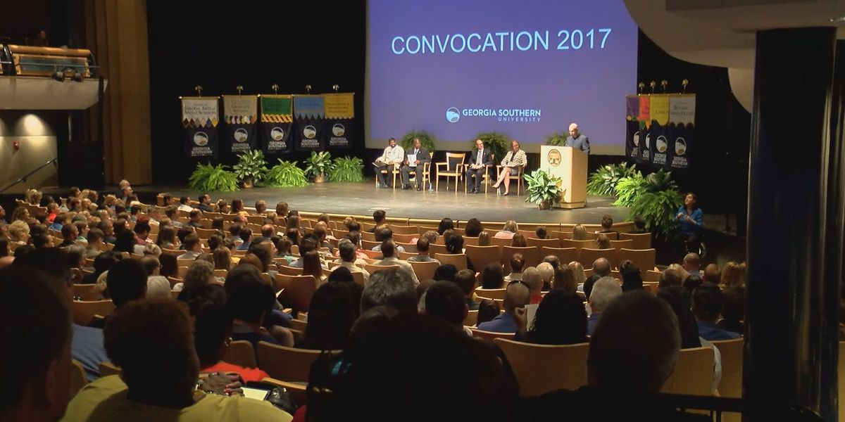 Georgia Southern faculty, staff kick off academic year