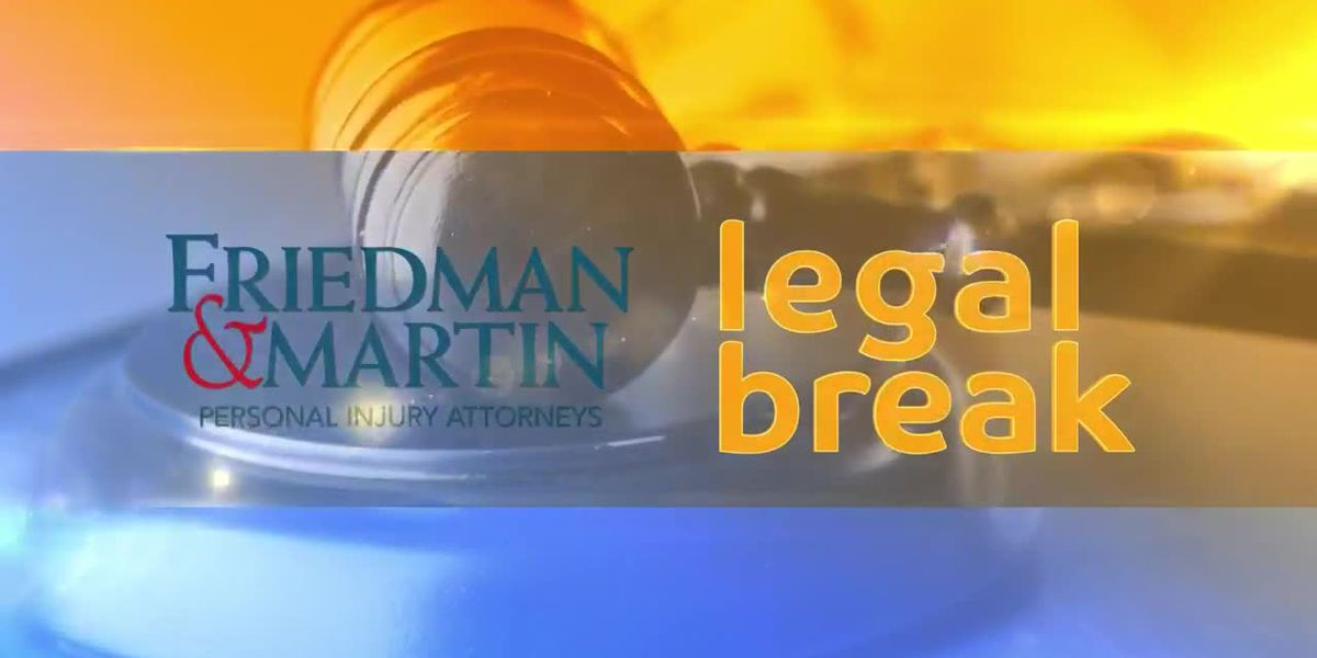 Legal Break with Friedman & Martin: What if the insurance payout isn't enough?