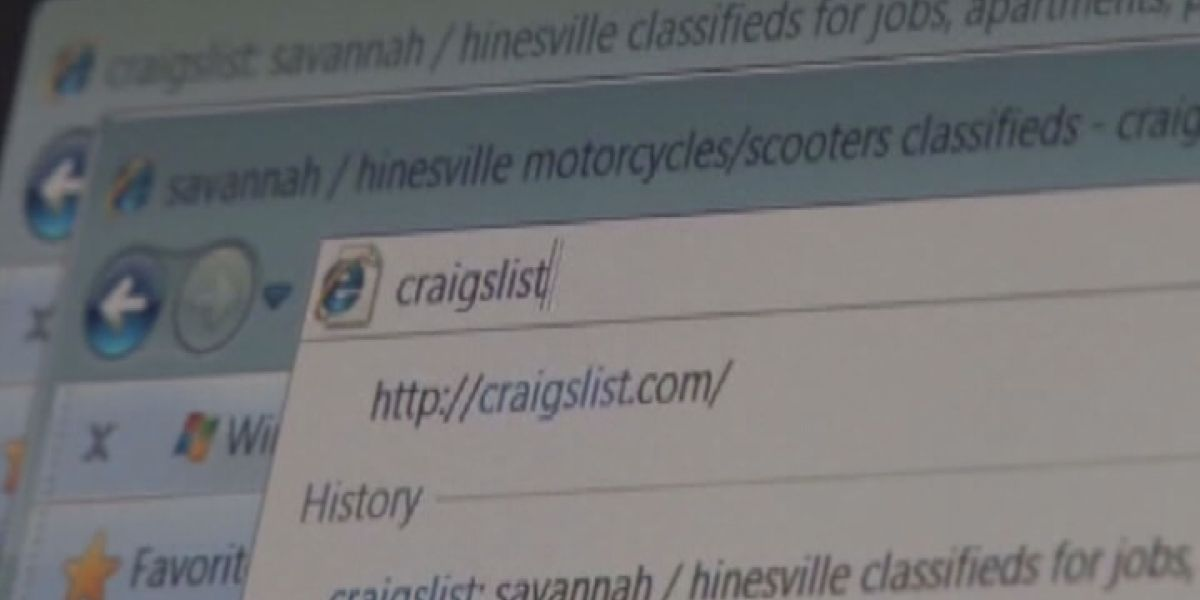 Don T Be A Victim Craigslist And Online Marketplace Safety