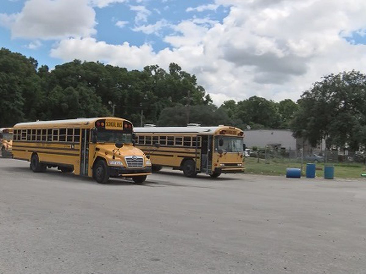 SCCPSS holds bus transportation job fair