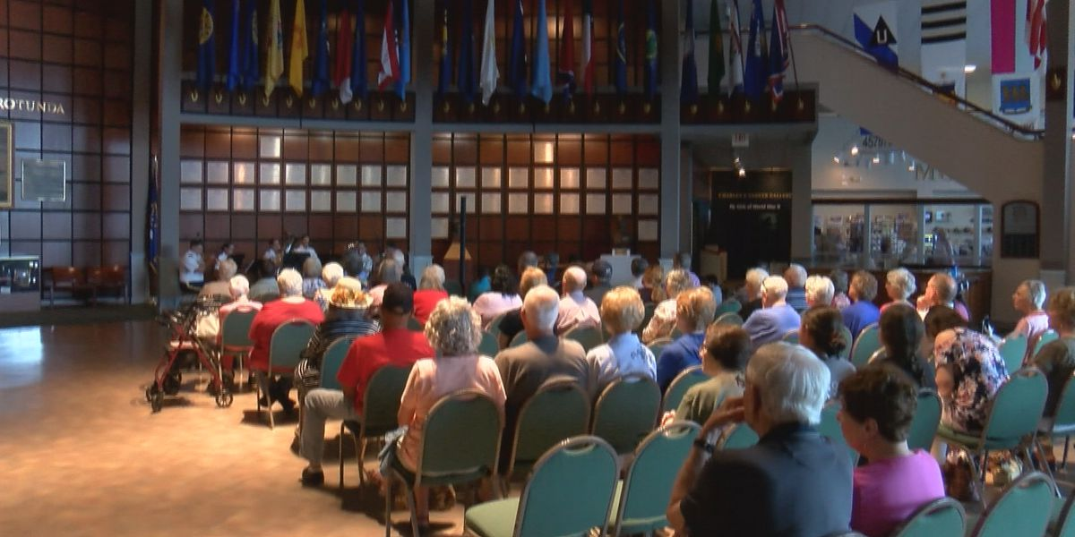 Armed Forces Day held at Mighty 8th Air Force Museum