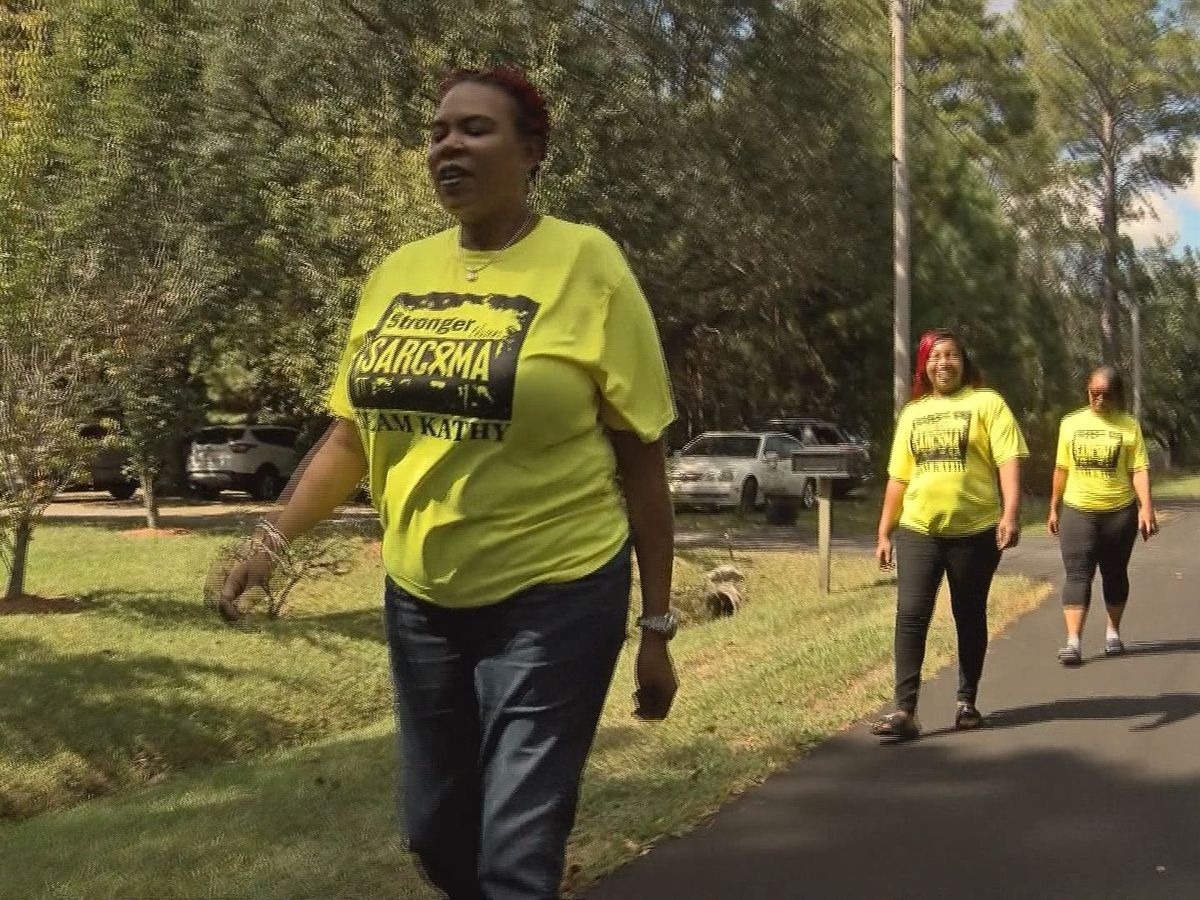 Community Champions: Lowcountry woman continues fight against cancer with awareness walk
