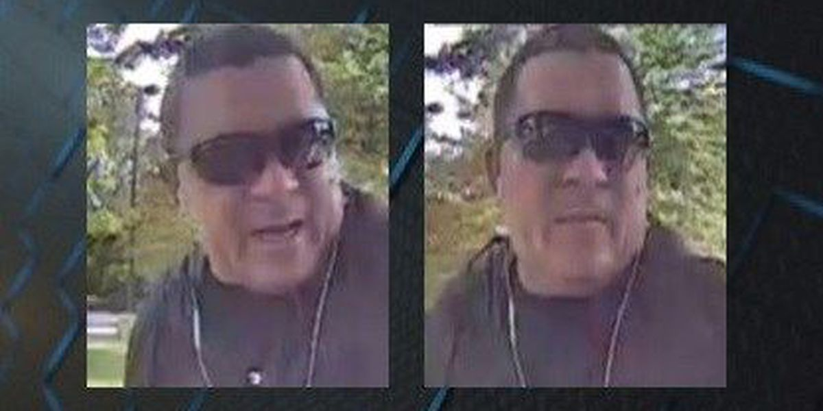 BCSO attempting to identify man accused of credit card fraud