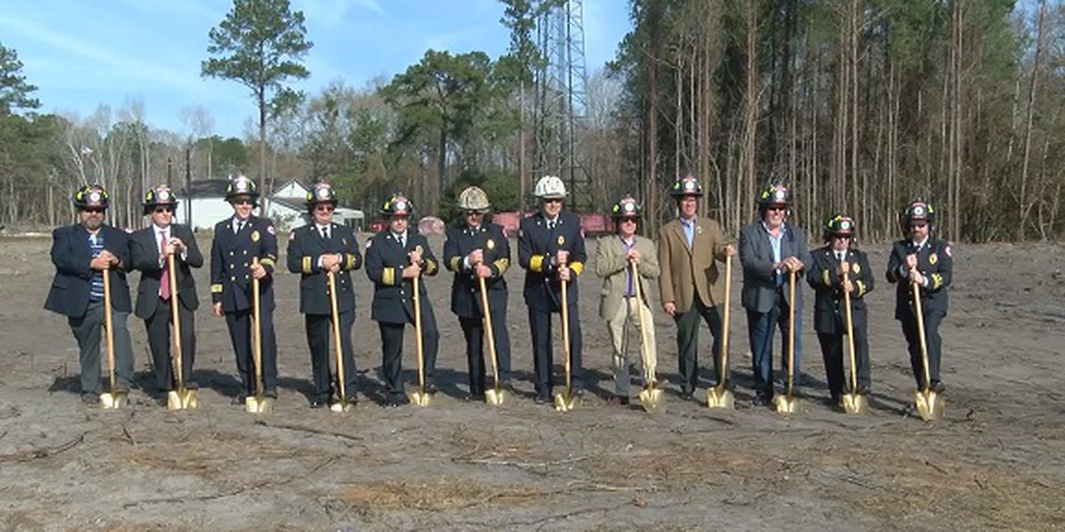 Bryan County breaks ground on new fire station