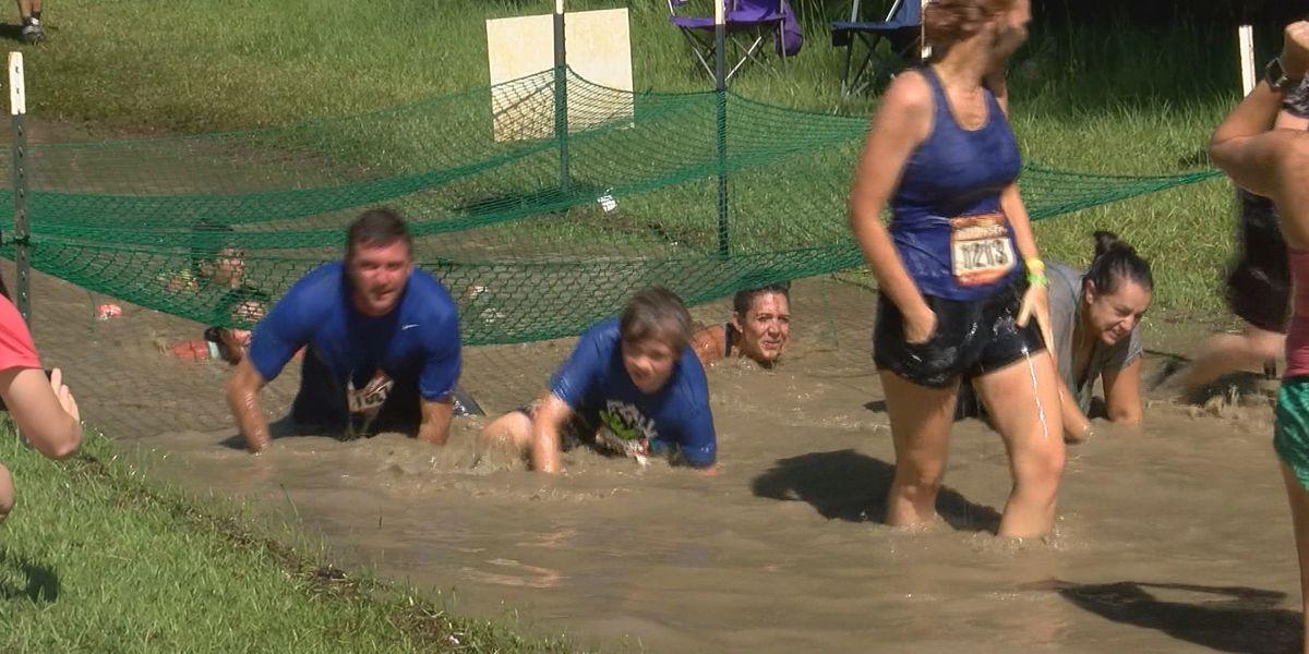 Thousands squish through JCB MudFest
