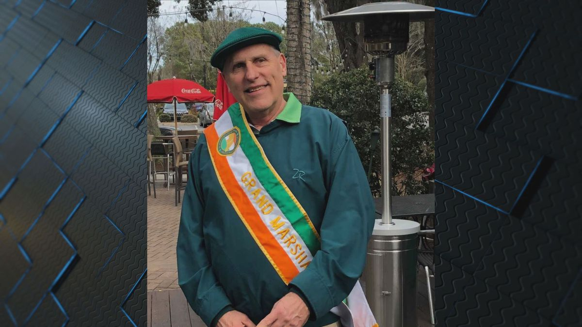 Grand Marshal announced for Hilton Head Island St. Patrick's Day Parade