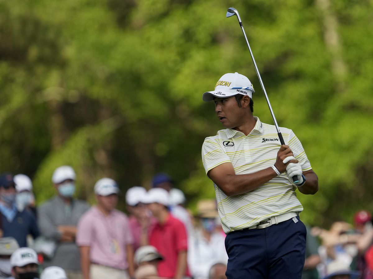Hideki Matsuyama wins the Masters to become first Japanese major champion