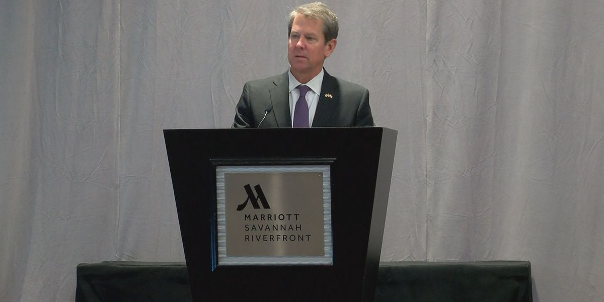 Gov. Kemp hopeful as Savannah industries continue economic recovery