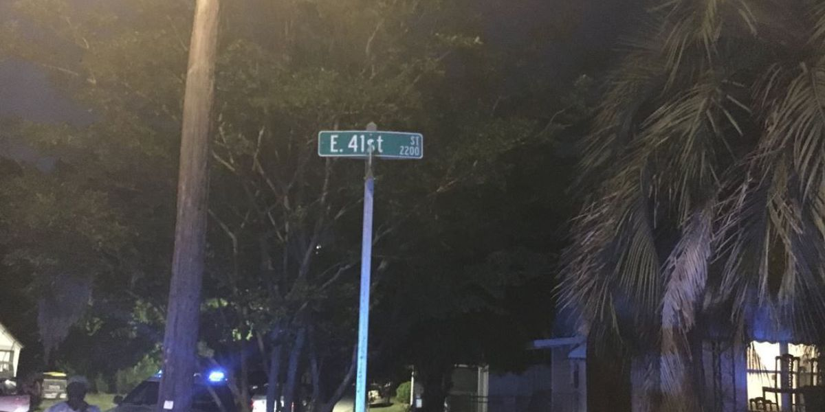 Savannah Police investigating death of a man in 2200 block of E.41st St.