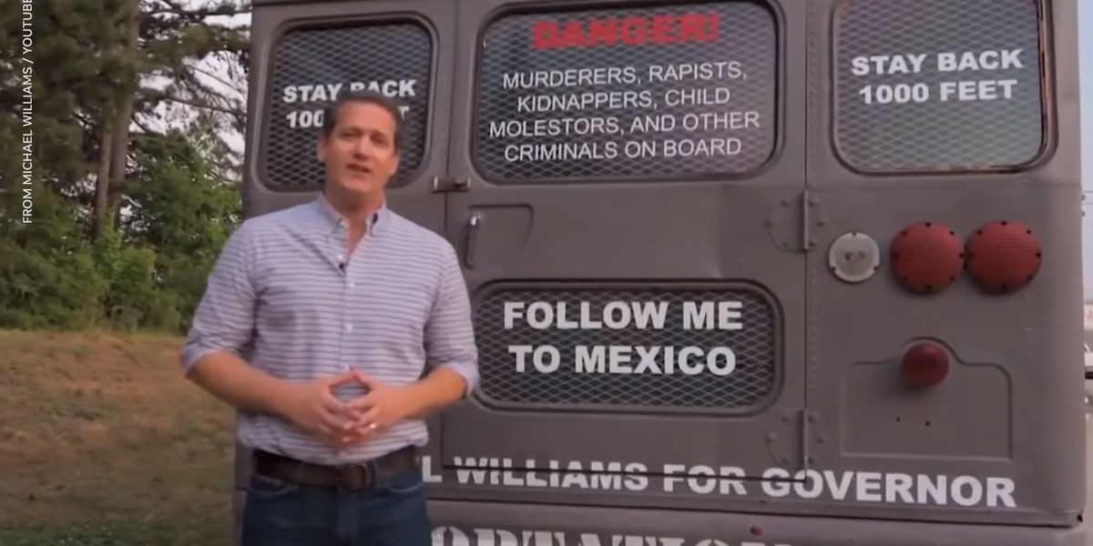 From 'deportation bus' to caricatures, GA gubernatorial candidates launched controversial ad campaigns