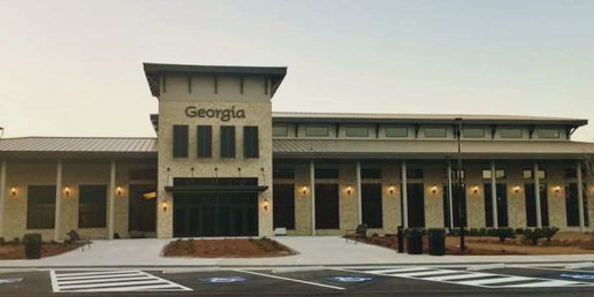 New southbound I-95 Georgia Welcome Center opens Friday