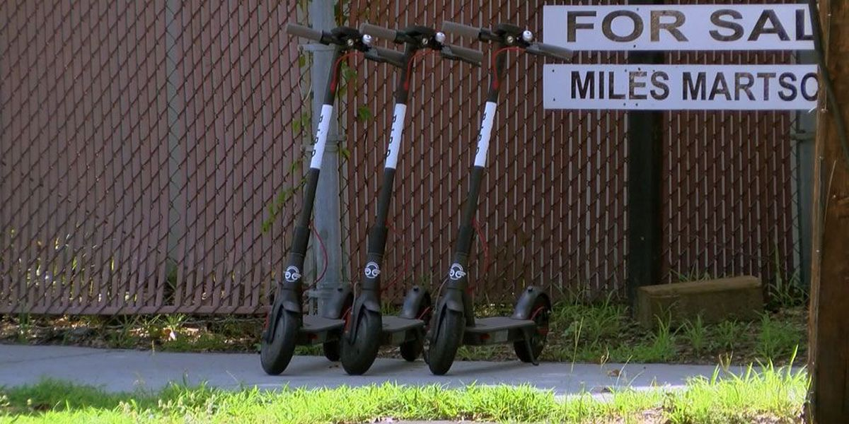 City considers electric scooter ordinance