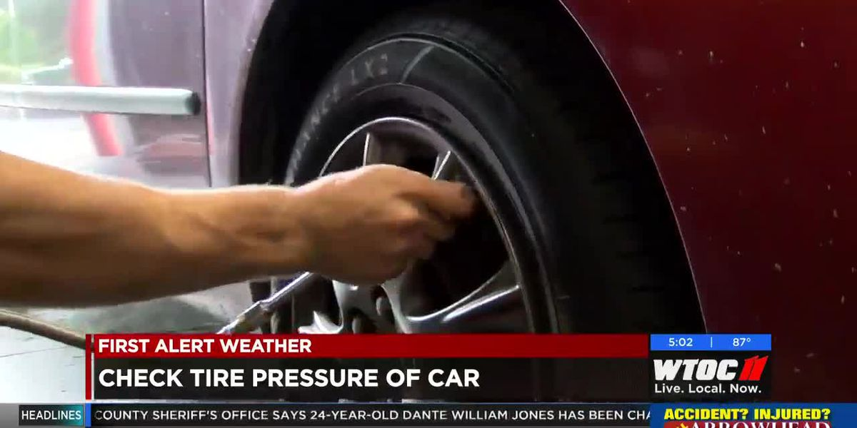 Making sure your vehicle is safe during dangerous heat