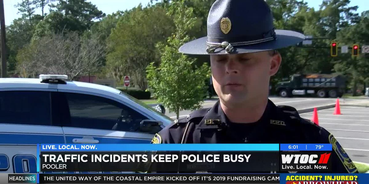 Pooler Police implementing tools to curb distracted driving