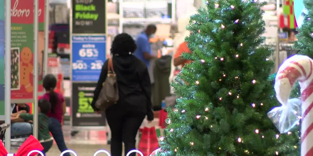 Black Friday shopping in stores big and small in Statesboro