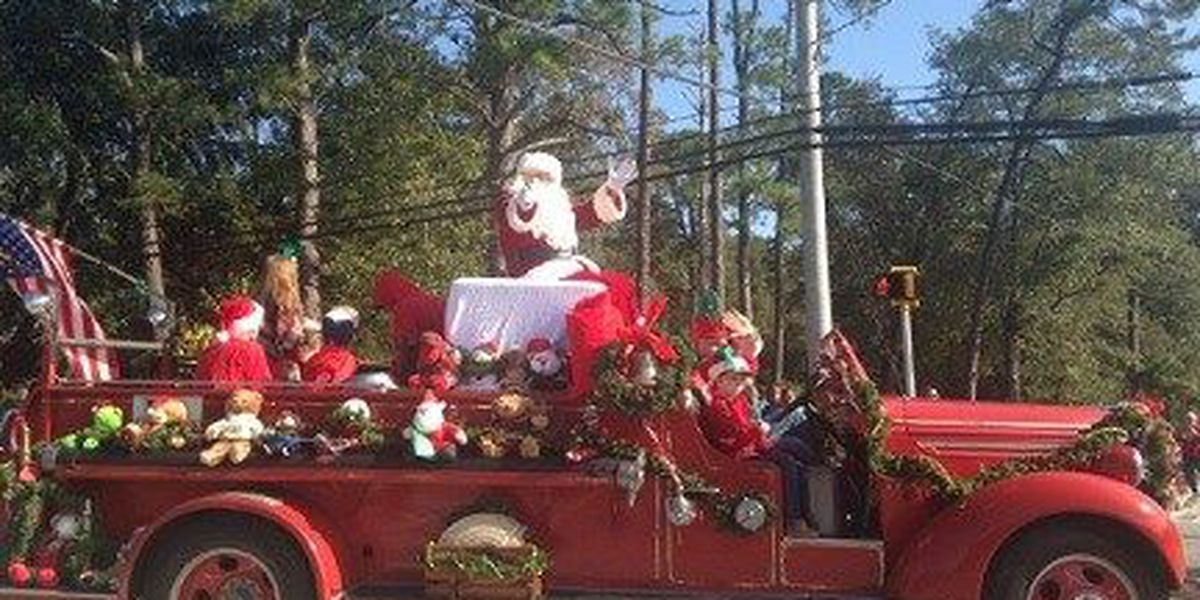 Rincon hosts Annual Lions Club Christmas Parade