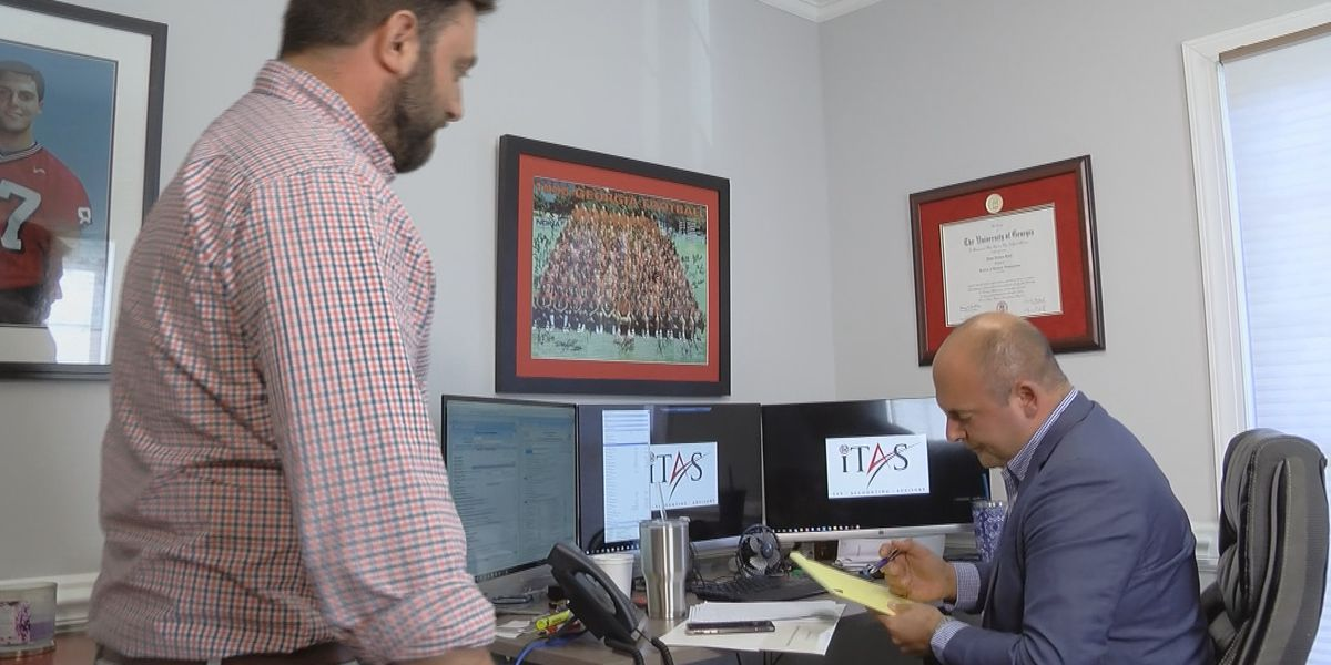 Local firm offers full range of accounting needs