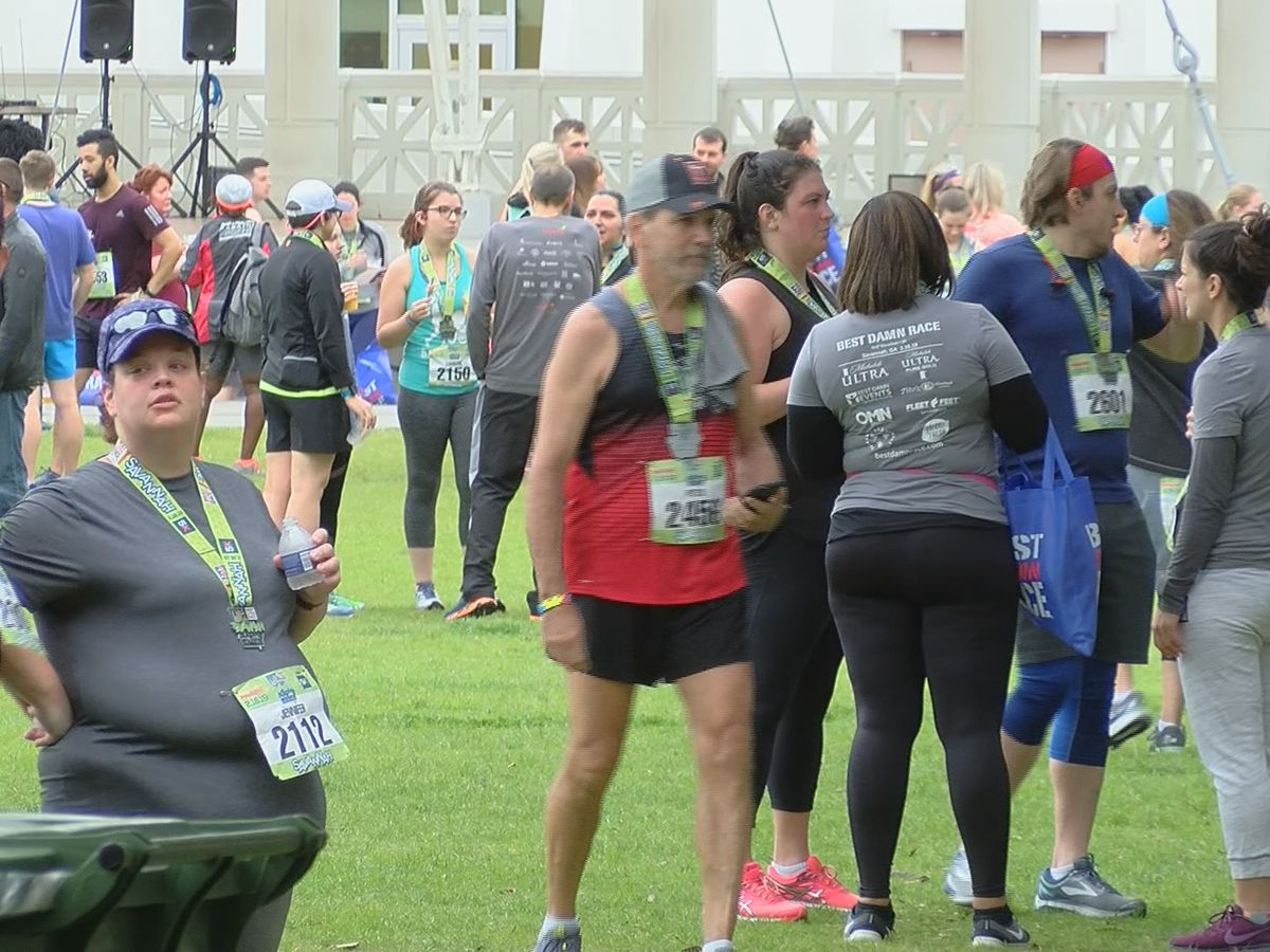 Savannah runners participate in their first ever BDR