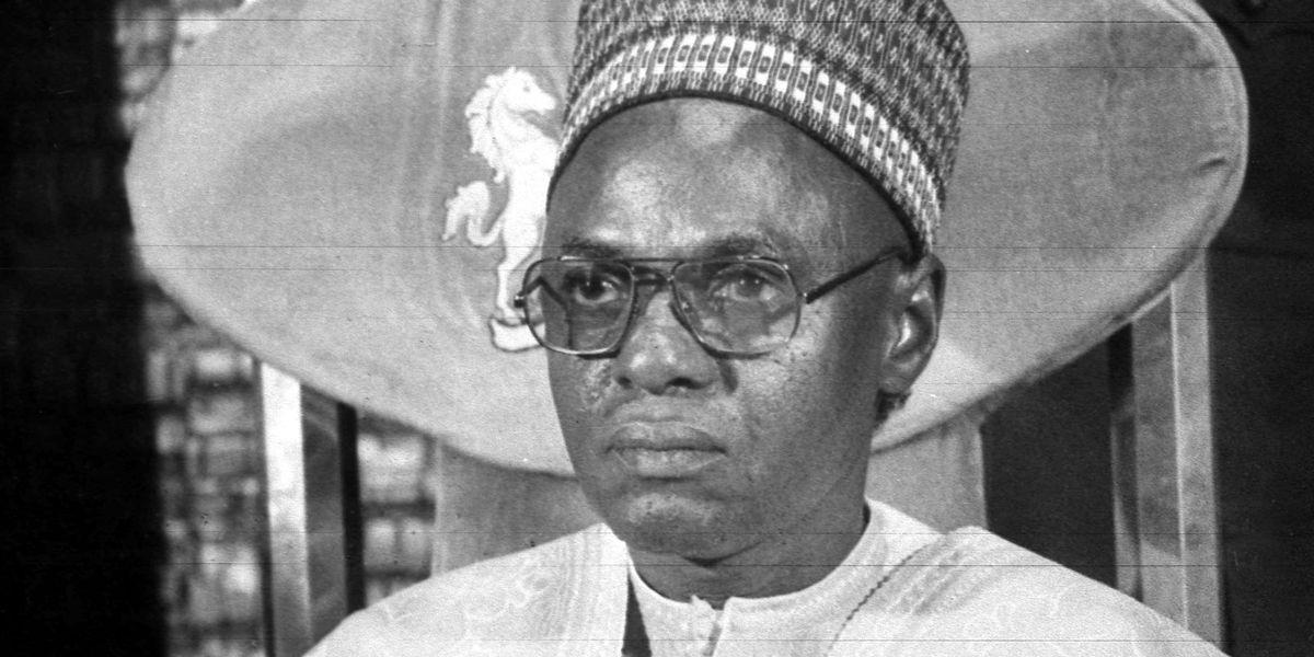 Former Nigerian President Shehu Shagari dies at 93