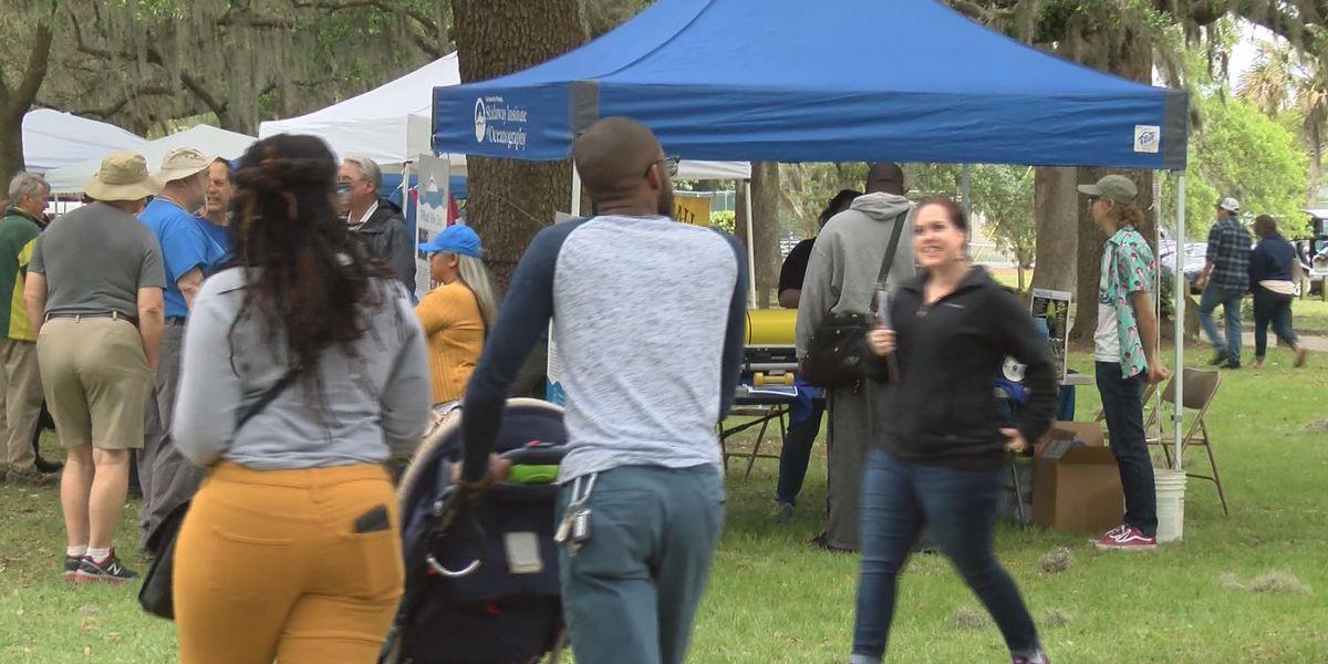 Savannah celebrates Earth Day in Daffin Park