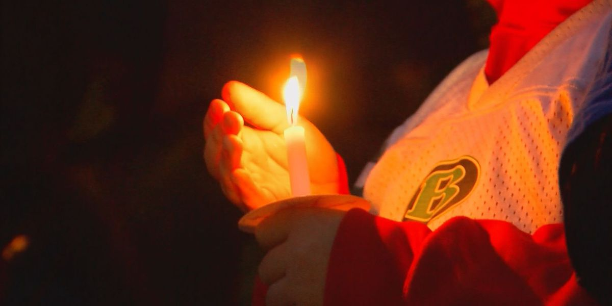 Bluffton mourns 5-year-old Ameer Frazier at vigil