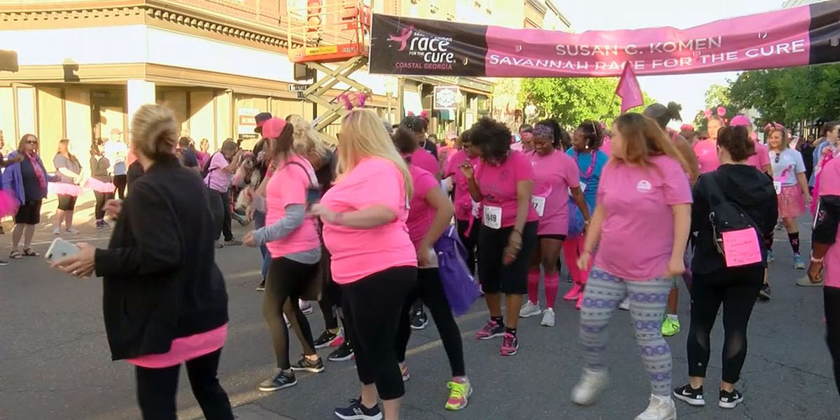 Komen set to hold virtual Race for the Cure Savannah event