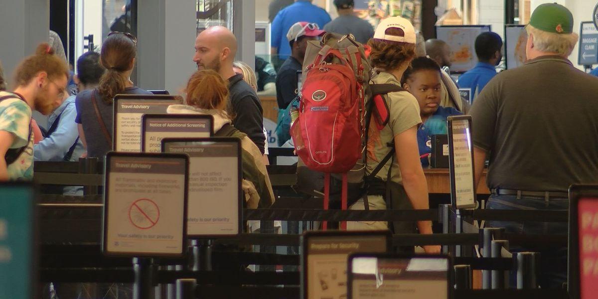 TSA prepares for busy St. Patrick's Day, spring break season