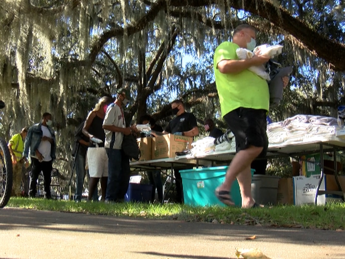 Local ministry feeds the hungry on Thanksgiving