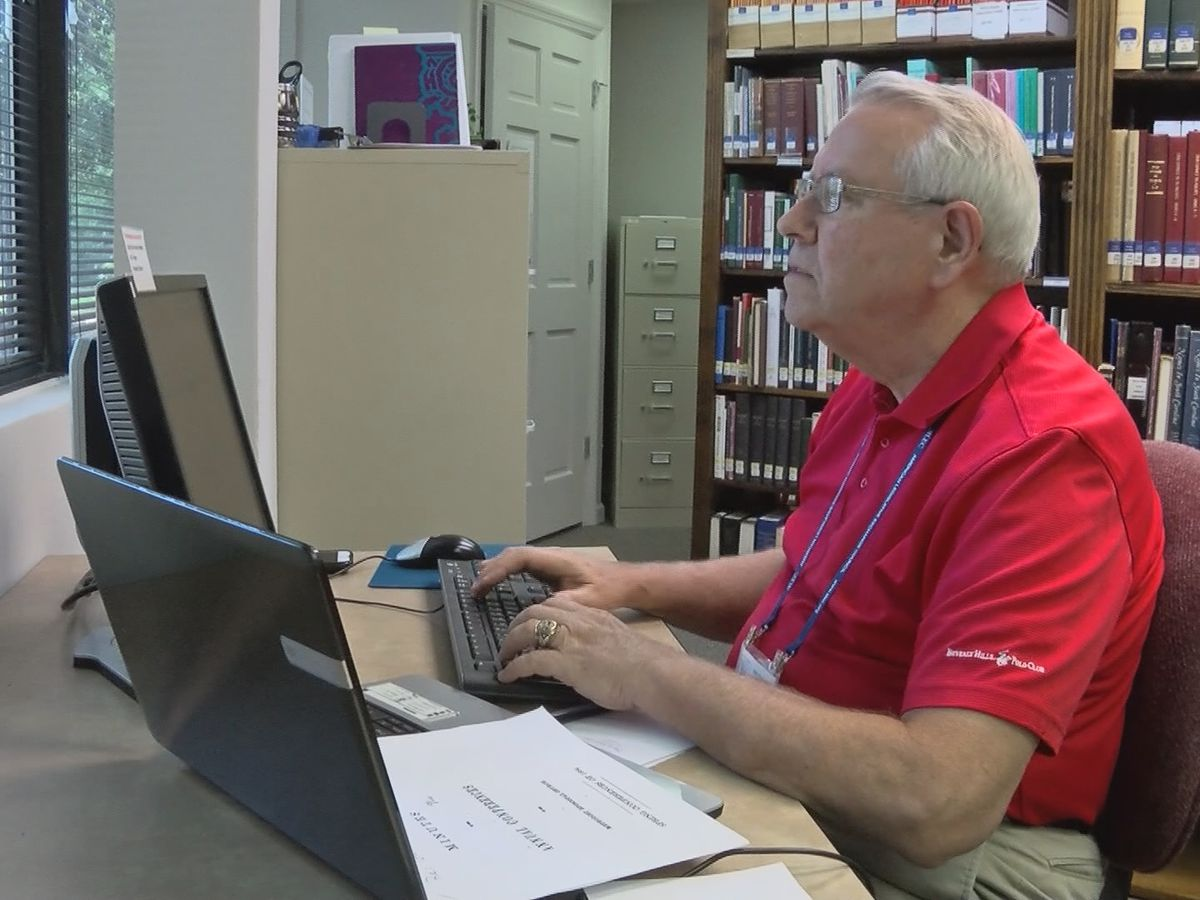 Community Champions: Heritage Library