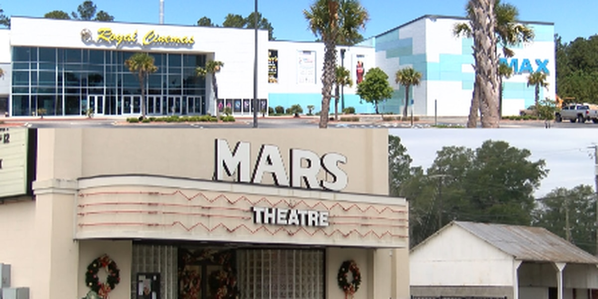 Many Coastal Empire movie theaters remain closed despite being allowed to open